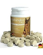 Gelenktabletten für Hunde mit Grünlippmuschel, MSM und Teufelskralle - Hohe Akzeptanz beim Hund da keine Kapseln - 100 Tabletten für bis zu 6 Monate - In Deutschland hergestelltes Ergänzungsfutter …
