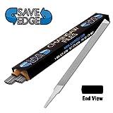 Save Edge 8'' Depth Gauge Raker Files - Dozen