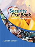 img - for Security First Bank: A Banking Customer Simulation (Financial Literacy Promotion Project) by Patsy Hall Sargent (2006-02-24) book / textbook / text book