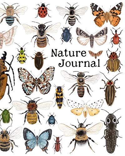Nature Journal: A Kids Nature Study Journal