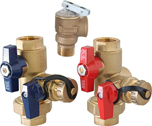 Metpure Tankless Water Heater Installation Complete Kit