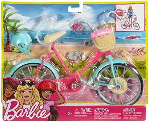 Barbie Let's Go 自転車  Accessory Pack ver2☆バービー
