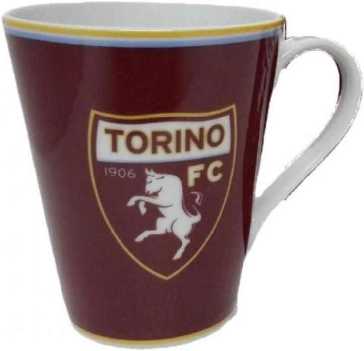 Olimpia Torino F.C. Taza Mug cónica Toro: Amazon.es: Deportes y aire libre