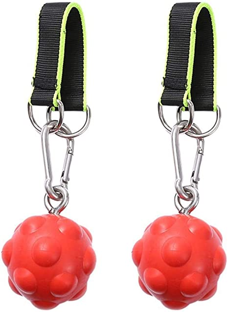 Escalada Tire Aguantar el balón de alimentación Grips ...