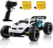 Sinovan RC Racing Car, 2.4Ghz High Speed Remote Control Car, 1:18 2WD Toy Cars Buggy for Boys & Girls with