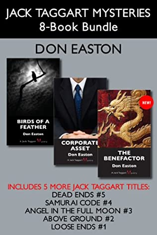 book cover of Jack Taggart Mysteries 8-Book Bundle