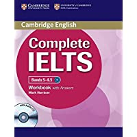Complete IELTS Bands 5-6.5 Livello B2 Workbook with Answers with Audio CD