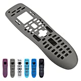 Silicone Case for Logitech Harmony 650 ,Logitech Harmony 700, Anti- Dust and Anti-Drop Silicone Protective Case Cover for Logitech Harmony 650 ,Logitech Harmony 700 Remote Controller (Grey))