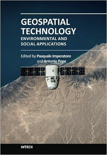 Geospatial Technology - Environmental and Social Applications
