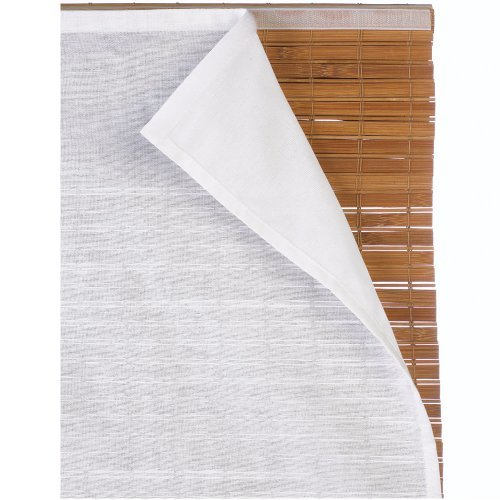 Lewis Hyman 0200648 White Privacy Window Liner, 48-Inch Wide by 64-Inch Long