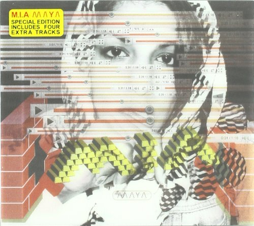 Price comparison product image / \ / \ / \ Y / \ - Limited CD by M.I.A (2006-09-01)