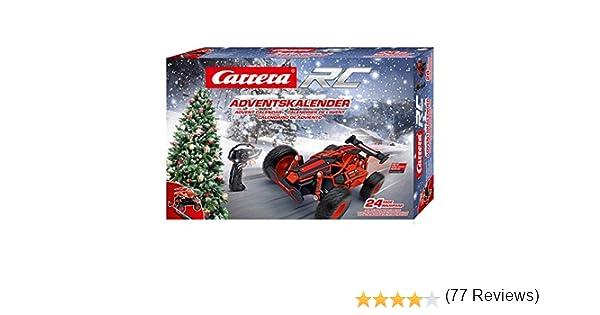 Carrera RC Advent Calendar-2,4 GHz Car Stadlbauer 370160135 Multicolor