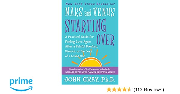 Mars and venus starting over pdf