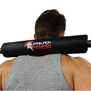 "Dark Iron Fitness 17"" Extra Thick Barbell Neck Pad 