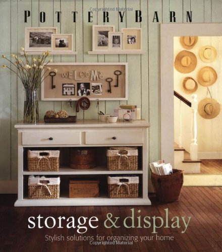Pottery Barn Storage & Display - Book  of the Pottery Barn Design Library