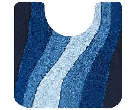 Gedy Tapis Pour Wc Bleu Caravaggio Gedy G 9527500530 Amazon