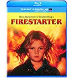 Firestarter [Blu-ray + Digital Copy + UltraViolet] (Sous-titres français)