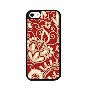 Japanese Pattern- TPU RUBBER SILICONE Phone Case Back Cover iPhone 5c