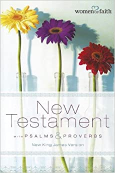 New Testament with Psalms & Proverbs-NKJV