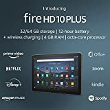 """Introducing Fire HD 10 Plus tablet, 10.1"""", 1080p"""