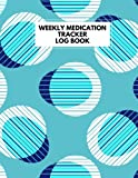 img - for Medication Tracker Log Book: LARGE PRINT Daily Medicine Reminder Tracking, Monitoring Sheets | Treatment History | Tablet Med Organizer, Forms, Record & Plan Appointments (Healthcare) (Volume 7) book / textbook / text book