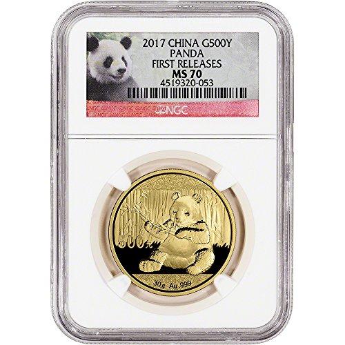 Chinese Gold Panda - 6