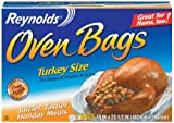 Reynolds Oven Cooking Bags, Turkey Size, 2-Count  (Pack of 24)