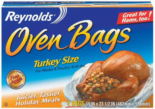 Cooking A Turkey With A Reynolds Bag - 2