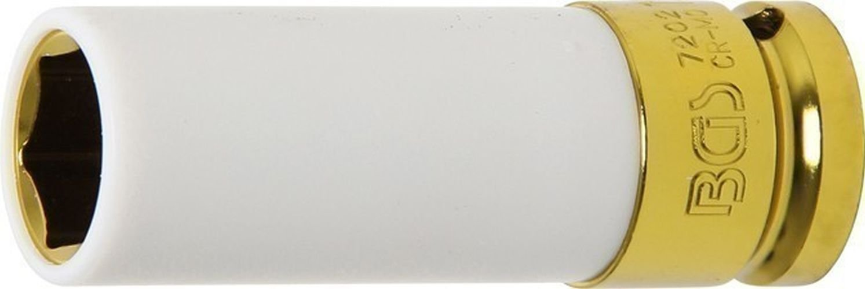 BGS 7207 Kraft-Schoneinsatz, 15 mm, 12,5 (1/2)