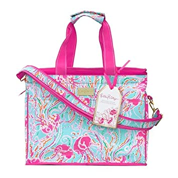 5f95dcef521c75 Image Unavailable. Image not available for. Color: Lilly Pulitzer Insulated  Cooler, Jellies Be Jammin ...