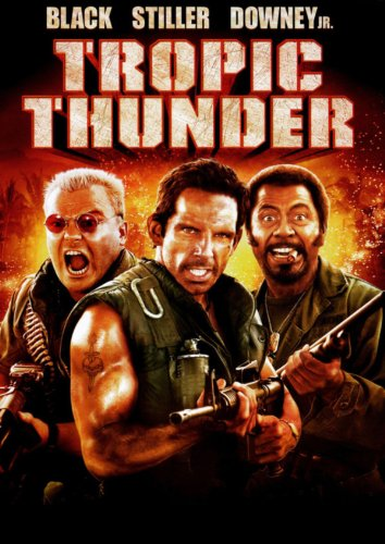 Tropic Thunder Film