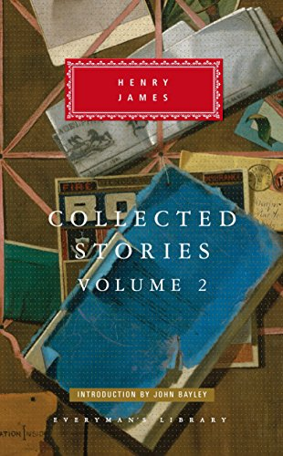 8 best henry james collected stories