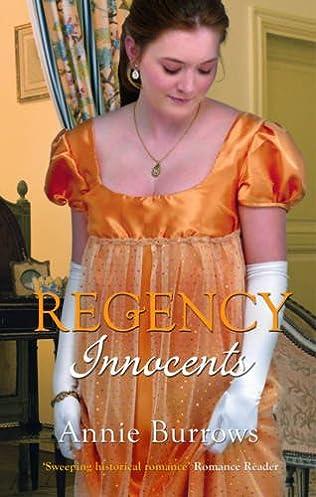 book cover of Regency Innocents