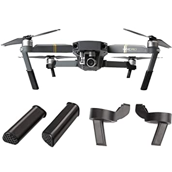 Tren de aterrizaje para drone DJI Mavic Pro, por RCstyle, negro ...