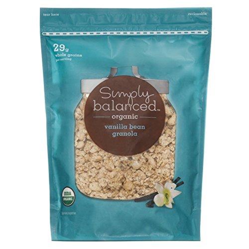 Simply Balanced Organic Vanilla Granola - 12oz by Simply Balanced