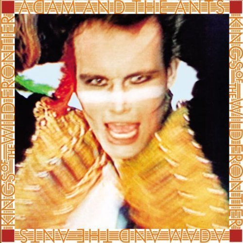 Kings Of The Wild Frontier by Adam Ant (2004-07-05) (Adam Ant Kings Of The Wild Frontier)