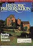img - for Historic Preservation, The Magazine of the National Trust for Historic Preservation, November / December 1989 book / textbook / text book