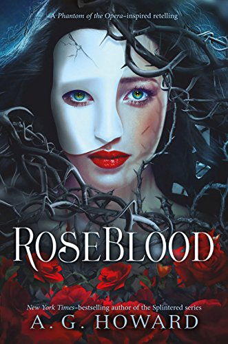 RoseBlood by [Howard, A. G.]