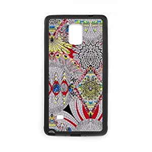 Geometric patterns YT8059615 Phone Back Case Customized Art Print Design Hard Shell Protection Samsung galaxy note 4 N9100