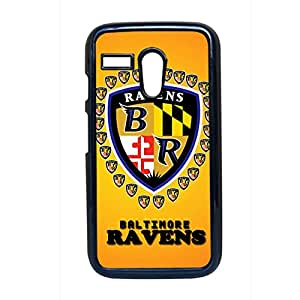 Generic Boys For Moto G 1Gen Phone Cases Have With Nfl Baltimore Ravens Individuality Plastics