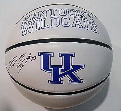 Jamal Murray Signed Kentucky Wildcats Logo Basketball JSA Authentication Sd08612 - Autographed College Basketball Memorabilia