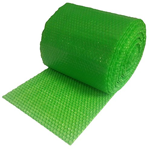 UBOXES Small Bubble Cushioning (12 in x 50 ft, 3/16 bubble height)