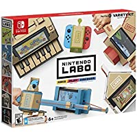 Nintendo Labo - Variety Kit - Nintendo Switch - Standard Edition