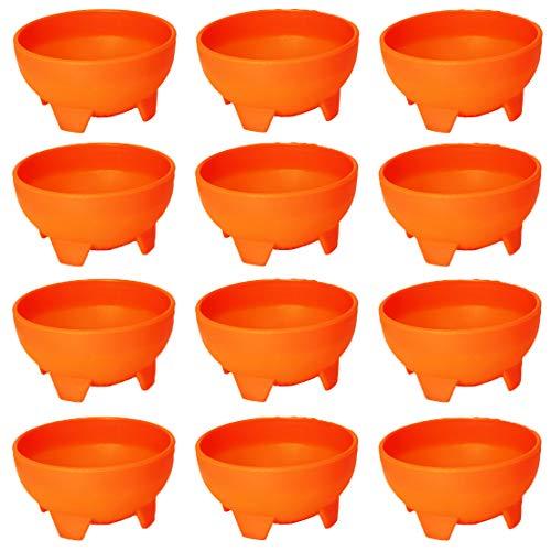 - Set of 12 Orange - Black Duck Brand 4.5