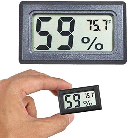 Goabroa Hygrometer Thermometer Temperature Fahrenheit product image