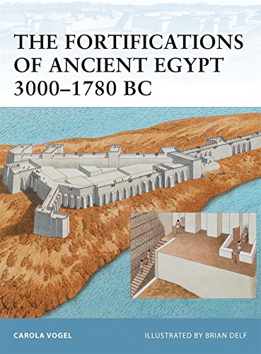 (The Fortifications of Ancient Egypt 3000-1780 BC)