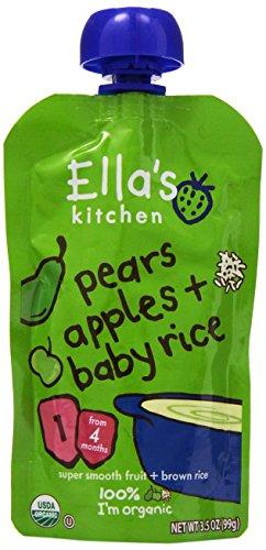 ella baby food stage 1 - 4