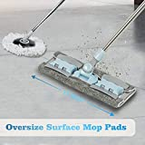 DolphinH+ Microfiber Mops for Floor