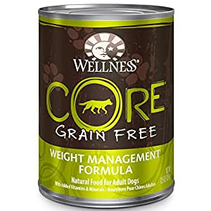 Wellness Core Natural Wet Grain Free Canned Weight