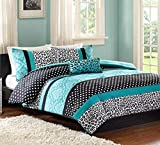 Home Essence Apartment Christa Bedding Comforter Set - FULL/QUEEN